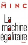 """Couverture du livre : """"La machine égalitaire"""""""