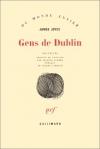 """Couverture du livre : """"Gens de Dublin"""""""