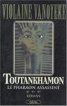 """Couverture du livre : """"Le pharaon assassiné"""""""