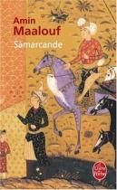 """Couverture du livre : """"Samarcande"""""""