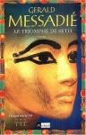 """Couverture du livre : """"Le triomphe de Seth"""""""