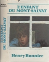 """Couverture du livre : """"L'enfant du Mont-Salvat"""""""