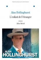 """Couverture du livre : """"L'enfant de l'étranger"""""""