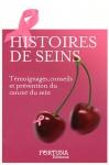 """Couverture du livre : """"Histoires de seins"""""""