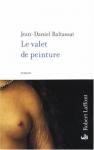 """Couverture du livre : """"Le valet de peinture"""""""