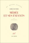 """Couverture du livre : """"Médée et ses enfants"""""""