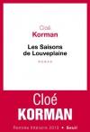 """Couverture du livre : """"Les saisons de Louveplaine"""""""