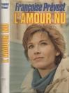 """Couverture du livre : """"L'amour nu"""""""