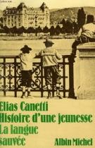 """Couverture du livre : """"Histoire d'une jeunesse"""""""