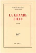 """Couverture du livre : """"La grande fille"""""""