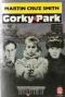 """Couverture du livre : """"Parc Gorki"""""""