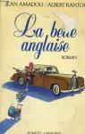 """Couverture du livre : """"La belle anglaise"""""""
