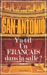 """Couverture du livre : """"Y a-t-il un Français dans la salle ?"""""""