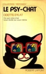 """Couverture du livre : """"Le psy-chat"""""""