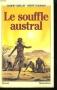 """Couverture du livre : """"Le souffle austral"""""""