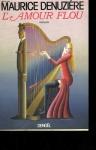 """Couverture du livre : """"L'amour flou"""""""
