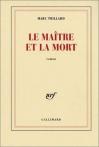 """Couverture du livre : """"Le maître et la mort"""""""
