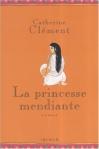"""Couverture du livre : """"La princesse mendiante"""""""