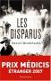 """Couverture du livre : """"Les disparus"""""""