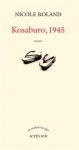 """Couverture du livre : """"Kosaburo, 1945"""""""
