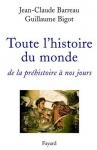 """Couverture du livre : """"Toute l'histoire du monde"""""""