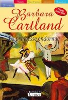 """Couverture du livre : """"La princesse endormie"""""""