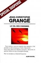 """Couverture du livre : """"Le vol de cigognes"""""""