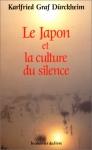 """Couverture du livre : """"Le Japon et la culture du silence"""""""
