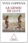 """Couverture du livre : """"Le genou de Lucy"""""""