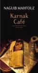 """Couverture du livre : """"Karnak café"""""""