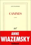 """Couverture du livre : """"Canines"""""""