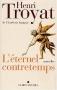 """Couverture du livre : """"L'éternel contretemps"""""""