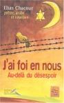 """Couverture du livre : """"J'ai foi en nous"""""""