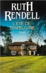 """Couverture du livre : """"L'été de Trapellune"""""""