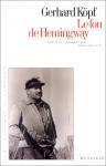 """Couverture du livre : """"Le fou de Hemingway"""""""