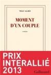 """Couverture du livre : """"Moment d'un couple"""""""