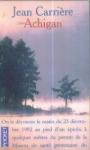 """Couverture du livre : """"Achigan"""""""