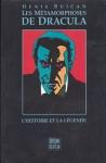 """Couverture du livre : """"Les métamorphoses de Dracula"""""""