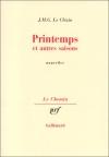 """Couverture du livre : """"Printemps et autres saisons"""""""