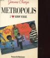 """Couverture du livre : """"Metropolis"""""""