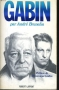 """Couverture du livre : """"Gabin"""""""