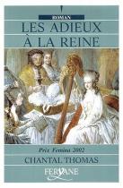 """Couverture du livre : """"Les adieux à la reine"""""""