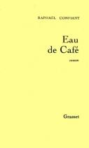 """Couverture du livre : """"Eau de café"""""""