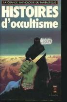 """Couverture du livre : """"Histoires d'occultisme"""""""