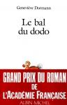 """Couverture du livre : """"Le bal du dodo"""""""