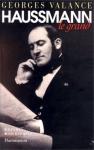 """Couverture du livre : """"Haussmann le Grand"""""""