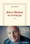 """Couverture du livre : """"Robert Mitchum ne revient pas"""""""