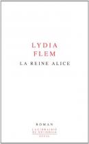 """Couverture du livre : """"La reine Alice"""""""