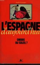 """Couverture du livre : """"L'espagne aujourd'hui"""""""