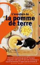 """Couverture du livre : """"L'aventure de la pomme de terre"""""""